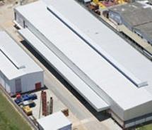 obras Industriais APF engenharia de instala��es